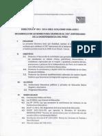 Directiva de Fiestas Partias