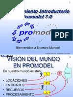 Entrenamiento Introductorio ProModel_4.0