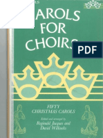 Carols for Choirs I