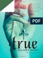 True - Elixir 3 - Hilary Duff