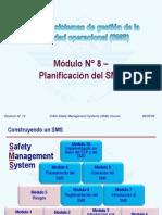 OACI SMS M08 – Planificación (R13) 09 (S)
