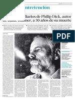 Los Diarios de Philip Dick