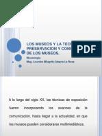 2los Museos y La Tecnologia
