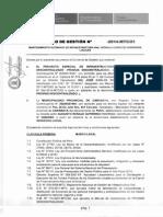Convenio Ley 30191