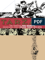 Tarzan: The Complete Russ Manning Newspaper Strips, Vol. 3: 1971-1974 Preview