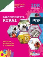Boletin agroindustria