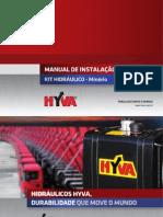 Manual Instalacao Kit Hidráulico - Minério