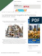 La Reinterpretación Fotográfica de Pep Ventosa - Cultura Colectiva - Cultura Colectiva