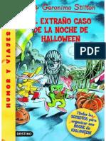 Stilton 29 - El Extraño Caso de La Noche de Halloween