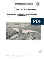 Geologia Aplicada Novena Semana