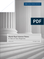 20120209 DGFI White Paper World Real Interest Rates