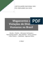 COPA - Dossie Megaeventos ViolacoesdeDireitos2012