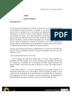 Carta de Zambrano a Televisa-2