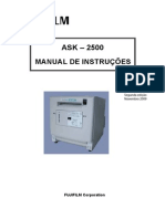 Manual_de_instrucoes Fuji Ask 2500