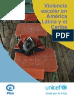 Cr Pub Violencia Escolar America Latina y Caribe