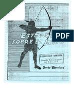 SCIDE, Estudios Sobre el indio(1957)
