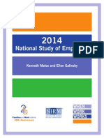 2014 National Study of Employers