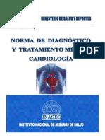 Norma de Diagnostico y Tratamiento de Cardiologia