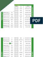 Tabela Copa Simulação