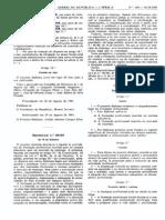 1 Dec Lei 401 91 Formação Profissional