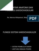 Pengantar Anatomi Dan Fisiologi Kardiovaskular
