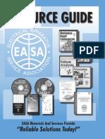 2012 EASA Resource Guide