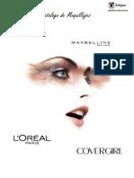 Catalogo Maquillaje