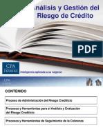 Analisis Riesgo de Credito