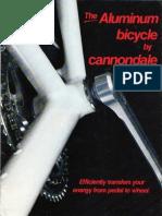 cannondale 1984