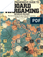 Comprehensive Guide to Board Wargaming