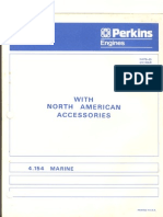 Perkins 4-154 Parts Manual