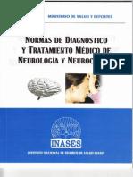 Norma de Diagnostico y Tratamiento de Neurologia y Neurocirugia