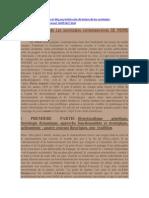 Note de Lecture de Les Sociologies Contemporaines de PIERRE ANSART