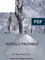 Nodulo Palpable
