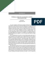Ruiz y Boccardo (2010). Problemas Sociales de La Concentración Económica (Vistos Desde La Crisis).