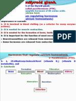 5 Parathyroid & Pancreas