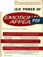 95038514 the Magic Power of Emotional Appeal
