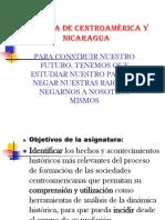 Historia de Centroamerica y Nicaragua