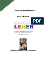 Como Motivar La Lectura-proyecto de Lectura y Escritura Completo