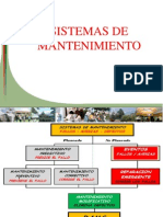 1.1. Sistemas de Ingenieria de Mantenimiento - 2014