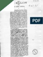 Octave Mirbeau, « Le Salon – Coup d'œil général »