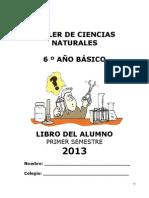 Libro del alumno 6° 2013 Sem 1