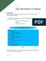 Salome Code Aster User Manual