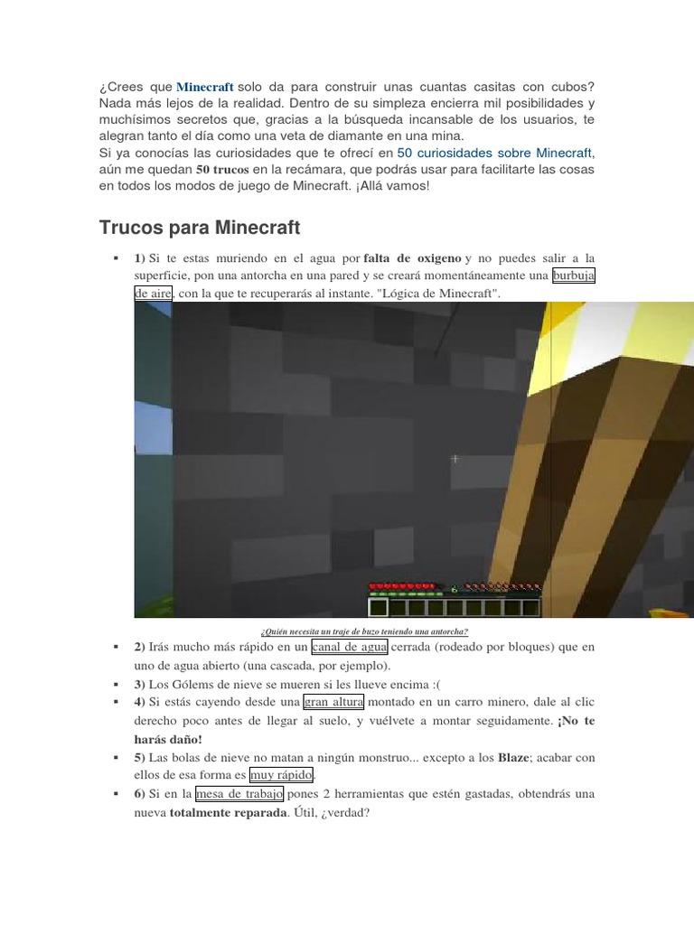 Crees Que Minecraft Solo Da Para Construir Unas Cuantas Casitas Con ...