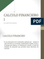 Calculo Financiero i