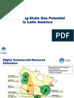1 Shale Gas Potential in La Final