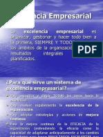Excelencia Empresarial y El Modelo IFQM