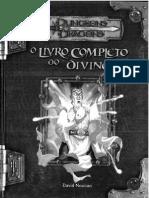 Dungeons & Dragons 3.5 - Livro Completo do Divino (BR) (mais leve).pdf