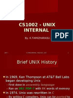 Unix PPT Lesson