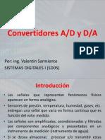 01. Convertidores AD y DA